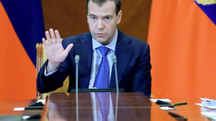 Impartial trial requests violate constitution – Medvedev