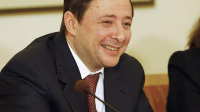 Russia's richest official earns $16MLN