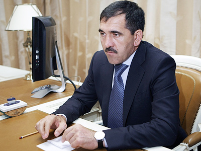 Ingush leader orders help for Slavic Russians in North Caucasus republic