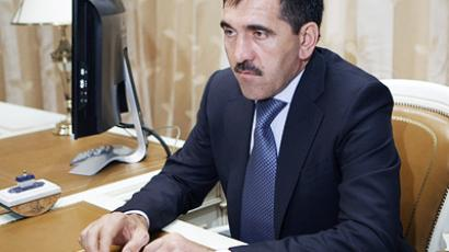 Ingush leader condemns unsanctioned protest rally