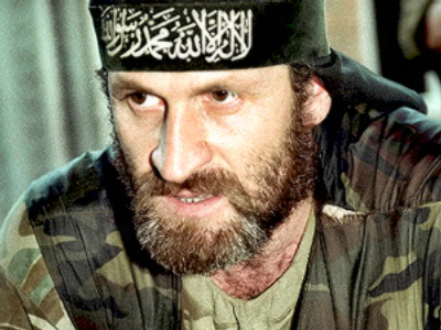 Washington presentation of Chechen militant's book prompts Russian criticism