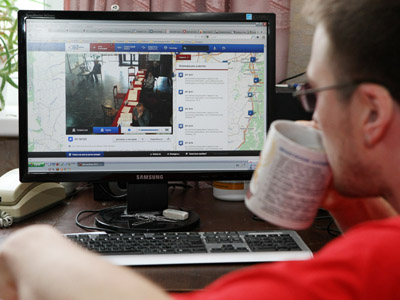 Russia calls for internet revolution