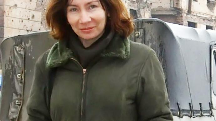 Investigators botched probe into Estemirova's killing – report