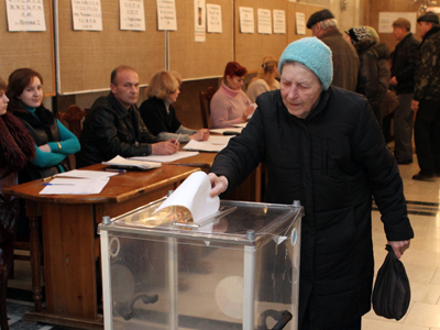 OSCE Observers invited for presidential poll