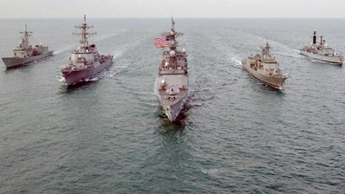 Iranian Navy no match for US battle group - Russian military official