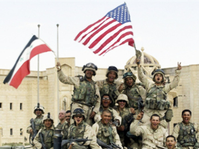 War fraud in Iraq investigated