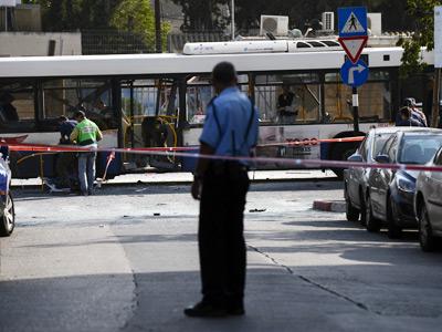 Moscow condemns Israeli bus blast