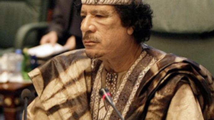 Israel calls Libya's flotilla bluff
