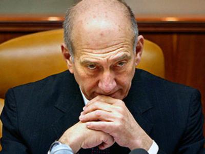 Ehud Olmert – liar or worse?