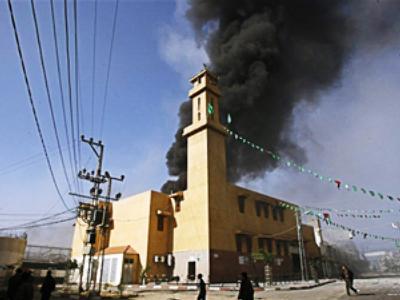 'Israeli air strikes represent massive violations of international law'