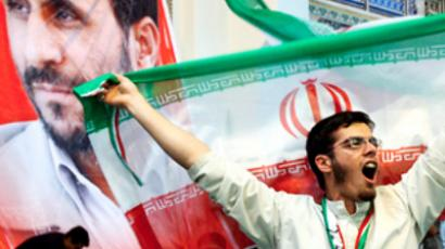 Ahmadinejad wins by landslide