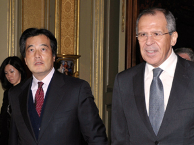 Japan brings up territorial spat, denies visas to Russian businessmen