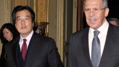 "Japan accuses Russia of ""illegal occupation"""