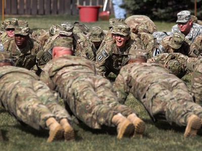 Russia, US start first joint anti-terror war games on American soil