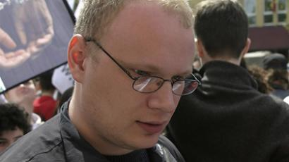 Assaulted Russian reporter Kashin starts blogging again