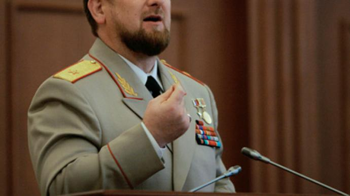 "Kadyrov says Chechen militants, Al-Qaeda emissaries ""exist in severe conditions"""