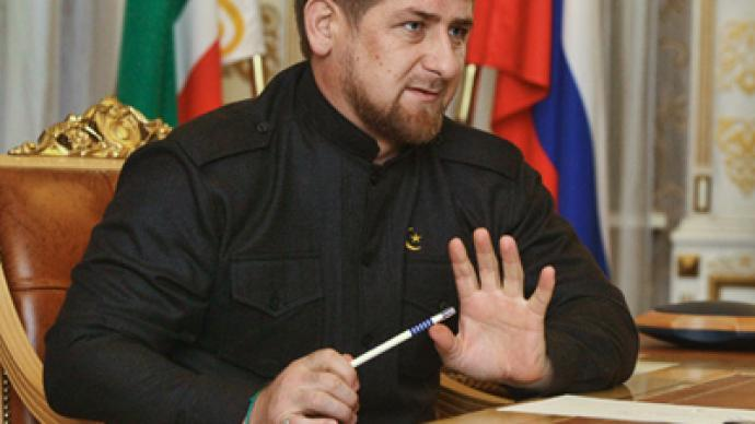 "Kadyrov pledges to ""stay the course"" during his second term"