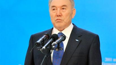 Kazakhstan's parliament refuses to send troops to Afghanistan