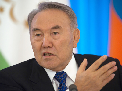 Kazakhs turn out for vote of confidence in longtime president