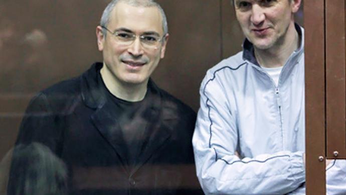 Supreme Court rules earlier extension of Khodorkovsky arrest illegal