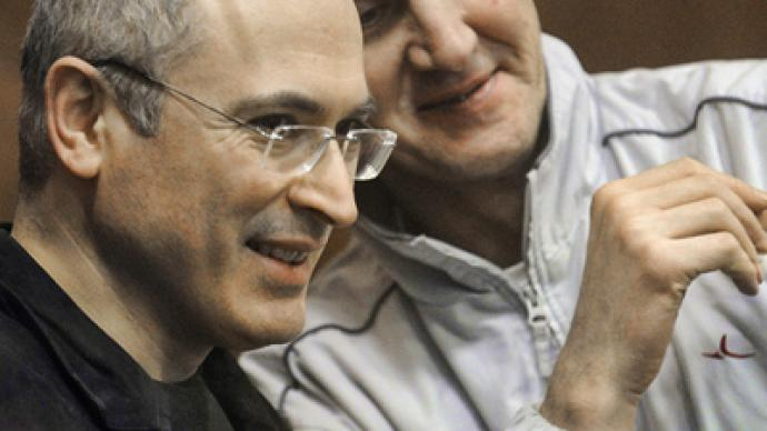 Khodorkovsky asks for early release