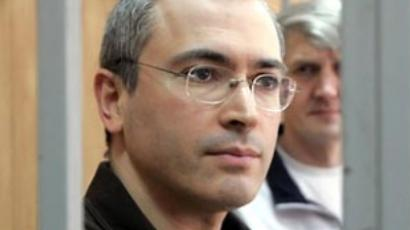 Khodorkovsky gets 13.5 years' prison