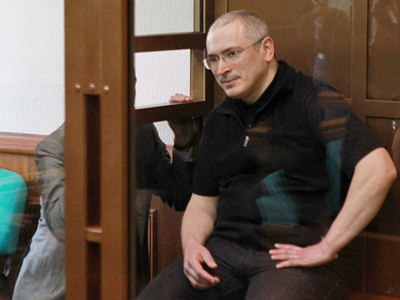 European court rules out political motives in Khodorkovsky case