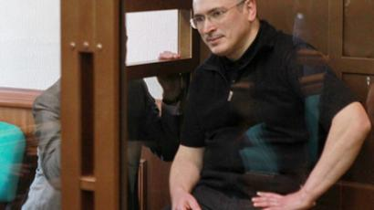 Russia surprised by Amnesty International's move on Khodorkovsky