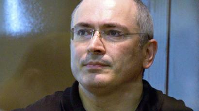 Court finds no politics in Khodorkovsky case