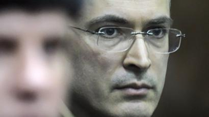 Khodorkovsky vows to be active member of society, in and out of jail