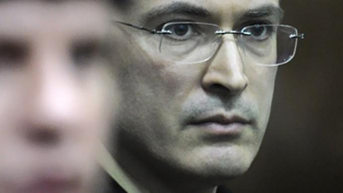Khodorkovsky case is top question put to Medvedev