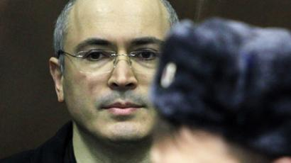 EU deputies want sanctions against Russian officials over Khodorkovsky