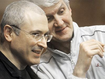 Lawyers appeal Khodorkovsky sentence