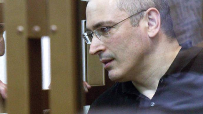 Khodorkovsky to be released by fall 2012?