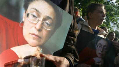 Accused Politkovskaya killer charged with murder