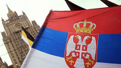 Serbia softens stance on Kosovo