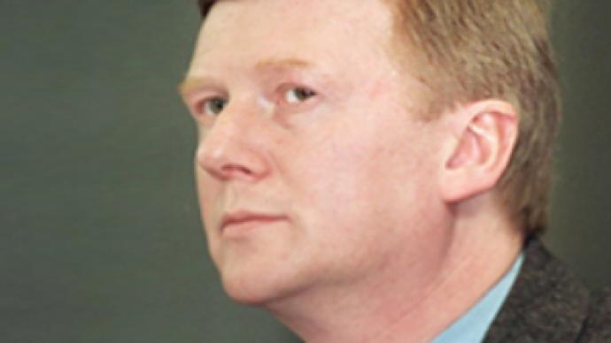 Kremlin insider gets nanotechnology job