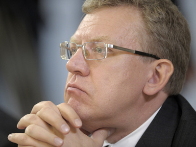 Ruling party accuses ex-minister Kudrin of political cynicism
