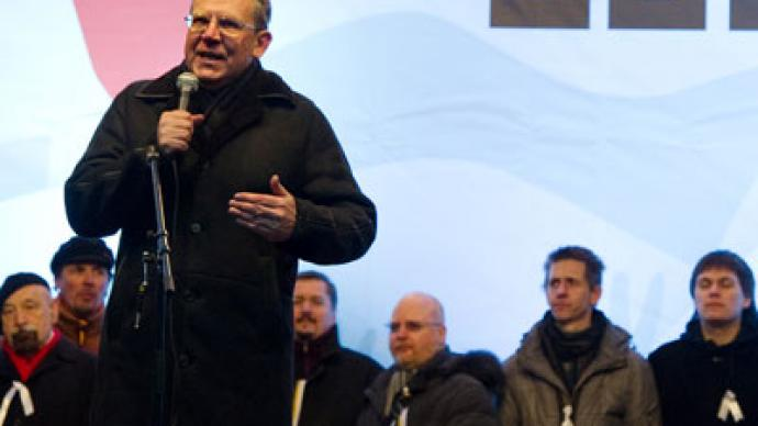 Kudrin's 2 cents: Ex finance minister urges opposition-government dialogue