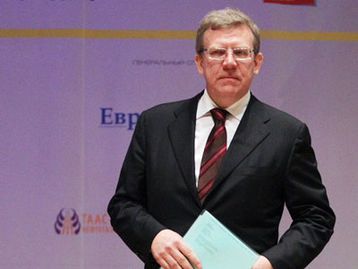 Kudrin calls for new right-wing force in Russian politics