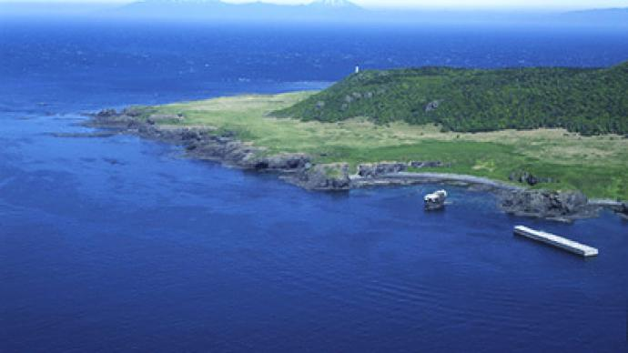 Medvedev orders deployment of weapons on Kuril Islands