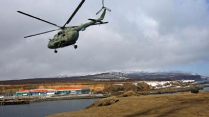 Moscow deploys air defense systems, helicopters to Kurils