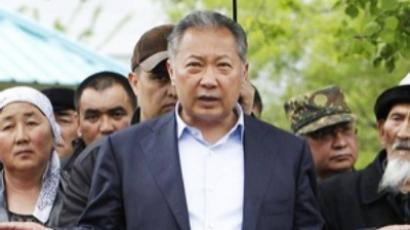 Former Kyrgyz interior minister detained in Moscow