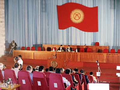 Kyrgyz ruling coalition faces rift on fears of renewed ethnic strife