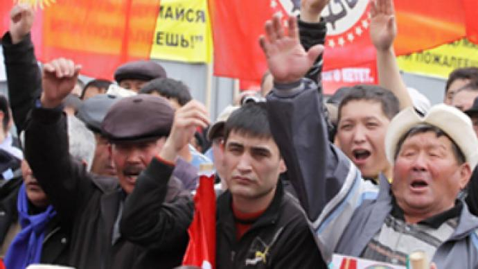 Will Kyrgyzstan's unrest change the political situation in the country?