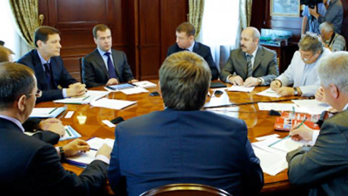 Foreign companies must obey Russian law – Medvedev