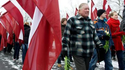Latvia moves to outlaw pro-Russian socialist party