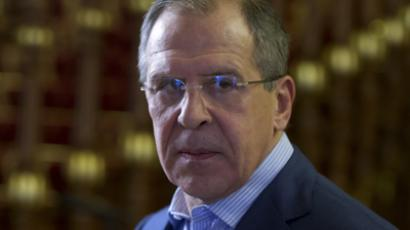 ­Russia not taking sides in Syrian conflict – Lavrov