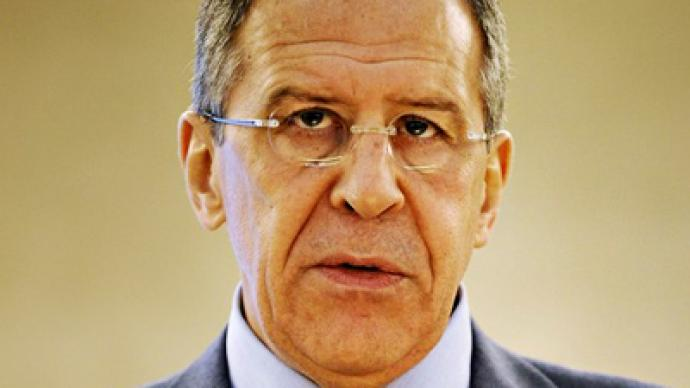 Russian FM says military interference in Libyan affairs unacceptable