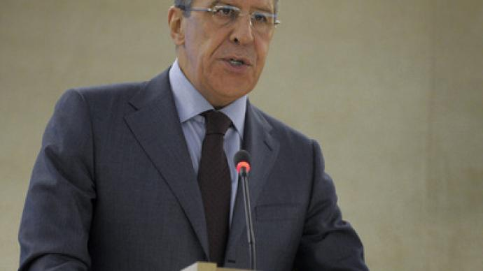Civilians in Libya should be protected - Russian FM